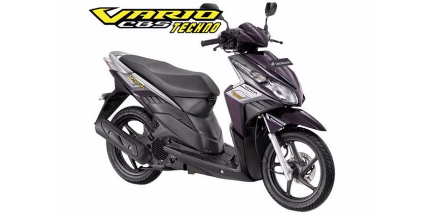 Honda Vario Techno 0