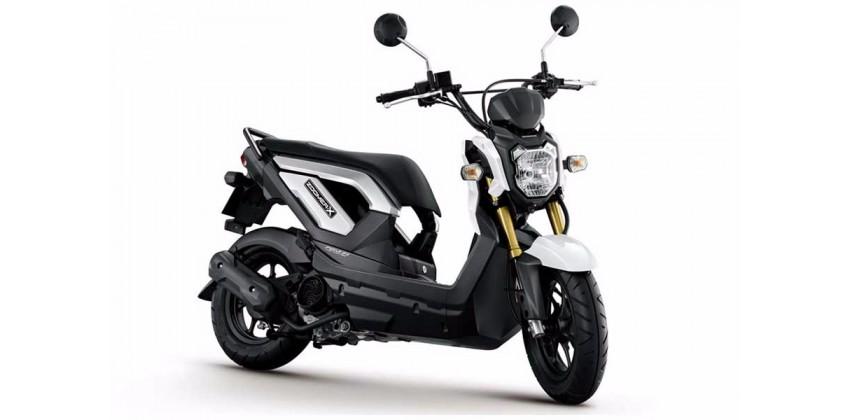 Honda Zoomer X 0