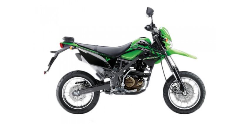 Kawasaki D-Tracker 150 0