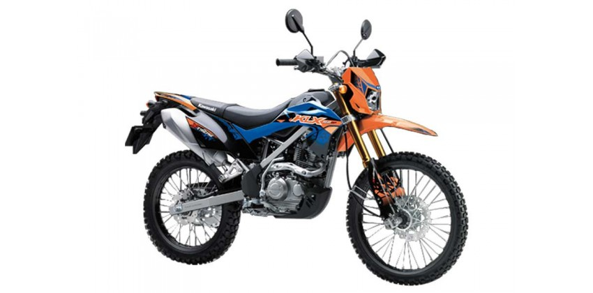 Kawasaki KLX 150 0
