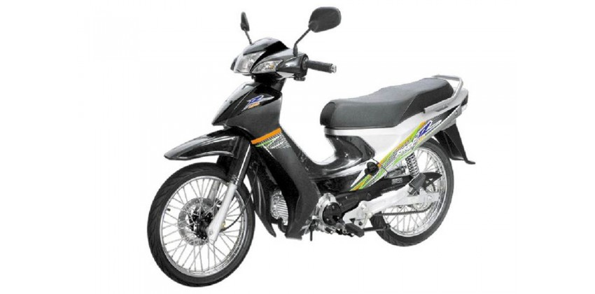 Kawasaki Kaze R 125 0