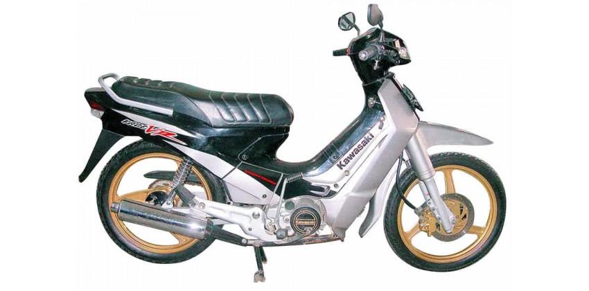 Kawasaki Kaze VR 0
