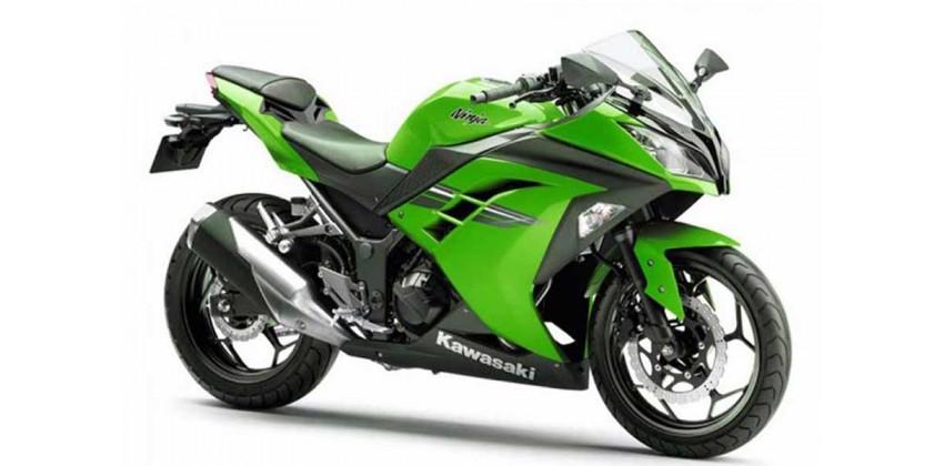 Kredit Motor Kawasaki Ninja Di Adira Finance Caferacer