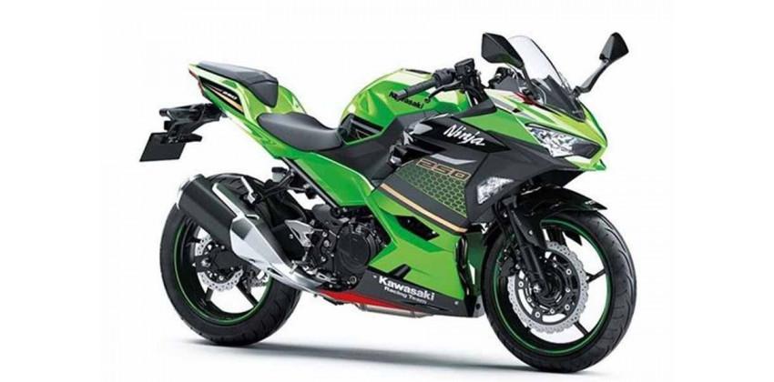 Kawasaki Ninja 250 - 2018 0