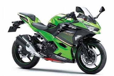 Kawasaki Ninja 250 - 2018