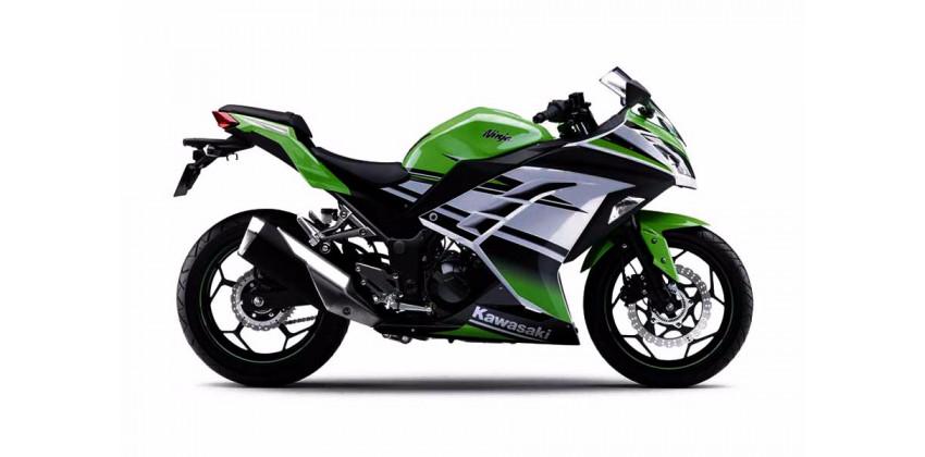 Kawasaki Ninja 300 0