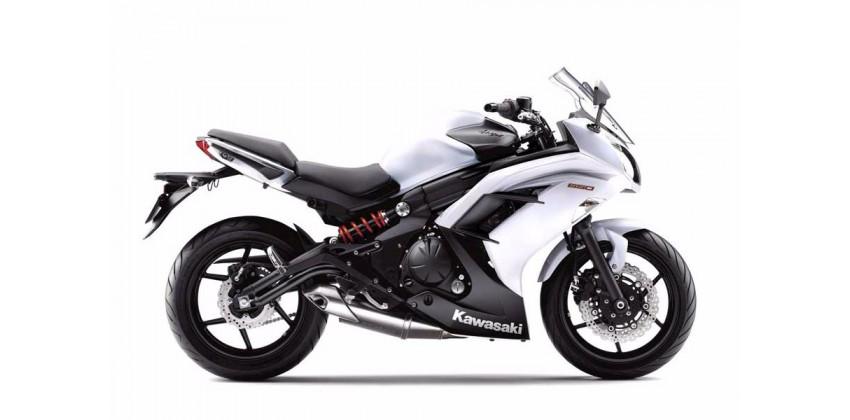Kawasaki Ninja 650 0