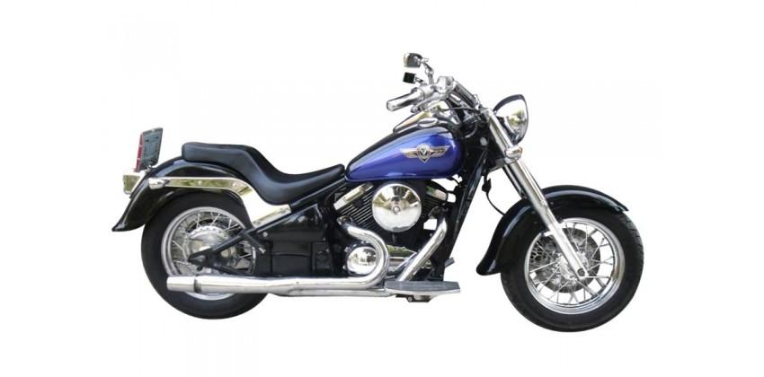 Kawasaki Vulcan 400 0