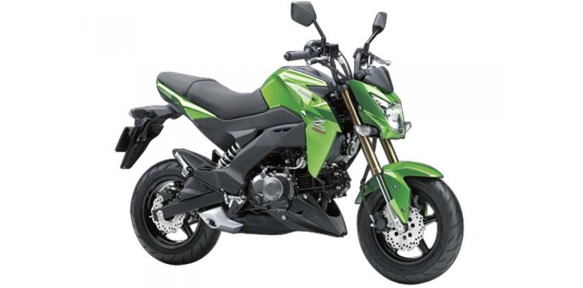 Kawasaki Z 125 PRO 9363 67395 large