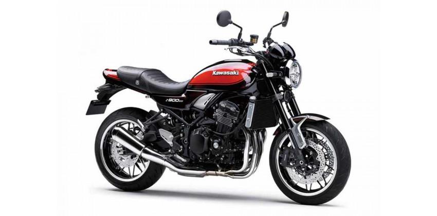 Kawasaki Z 900 RS 0