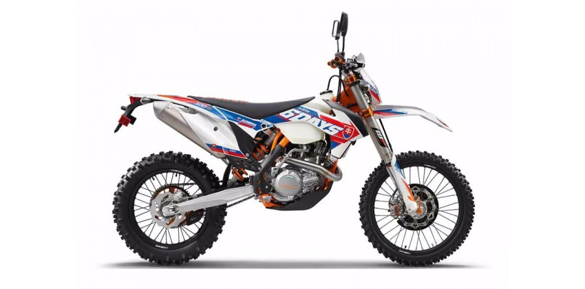 KTM 500 EXT Six Day