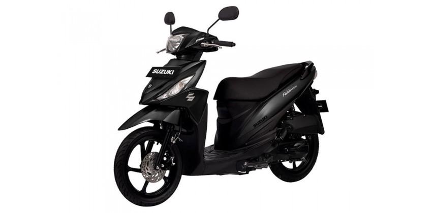 Suzuki Address FI 0