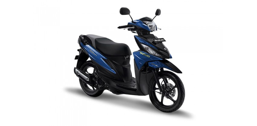 Suzuki Address Playful 2133 89249 large