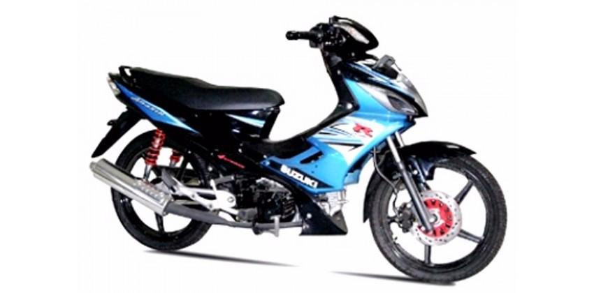 Suzuki Arashi 125 0