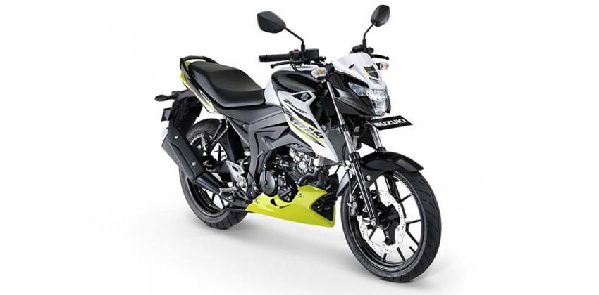 Suzuki GSX 150 Bandit 0