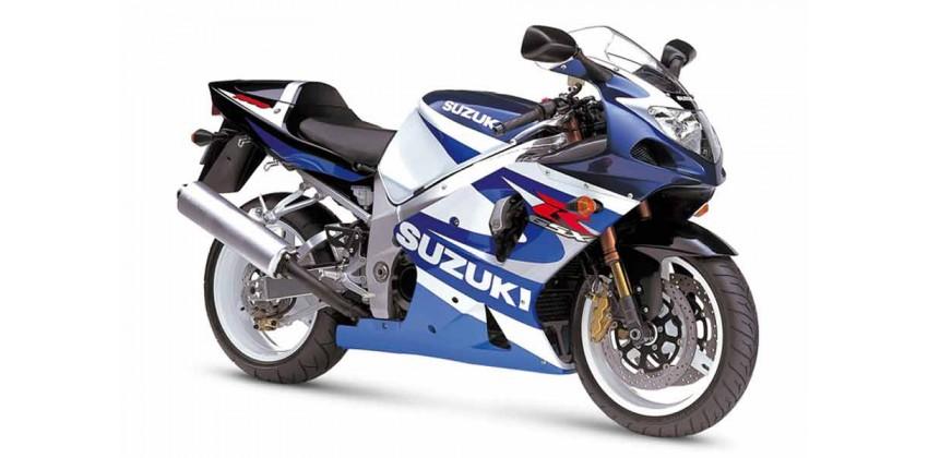 Suzuki GSX R 1000 K2 0