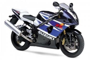 Suzuki GSX R 1000 K4