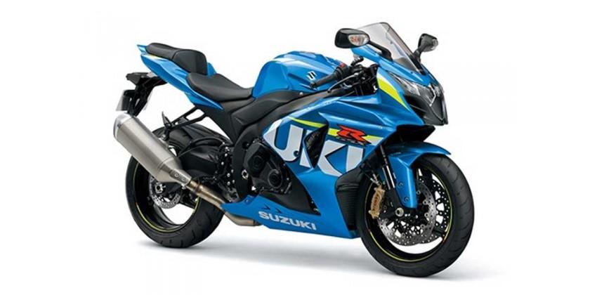 Suzuki GSX R 1000 Z 0