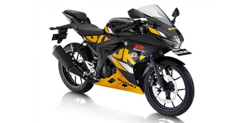 Suzuki GSX R 150 2101 88764 large