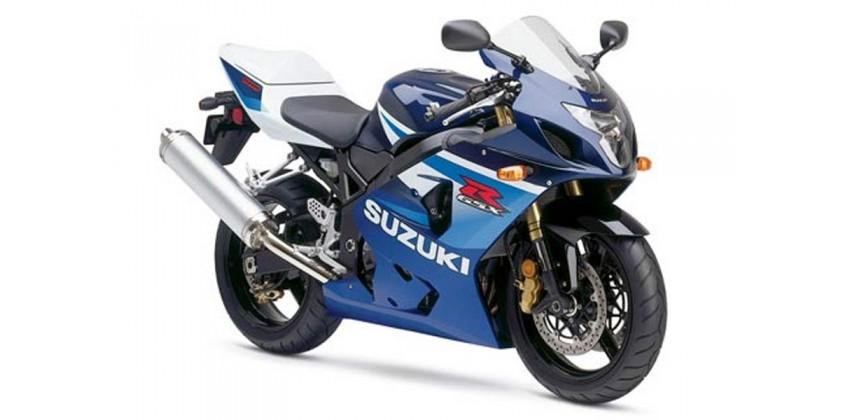 Suzuki GSX R 600 K5 0