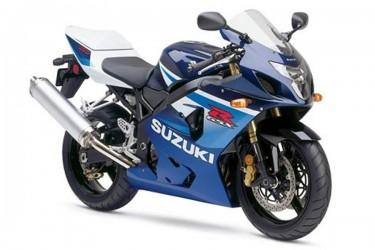 Suzuki GSX R 600 K5
