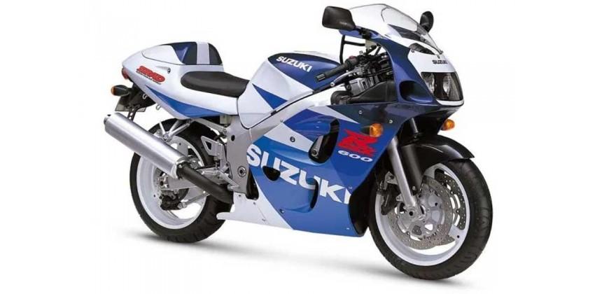 Suzuki GSX R 600 SRAD 0