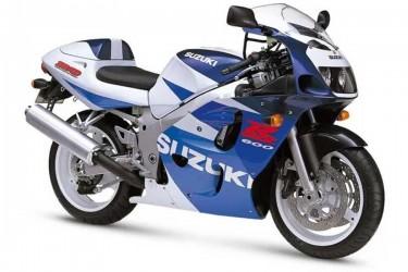 Suzuki GSX R 600 SRAD
