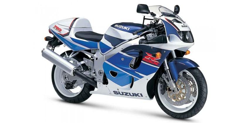 Suzuki GSX R 750 V 0