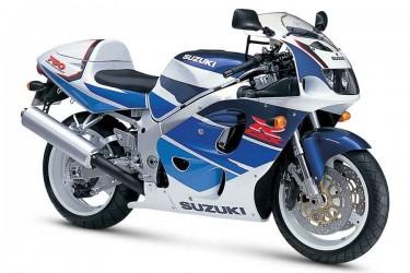 Suzuki GSX R 750 V