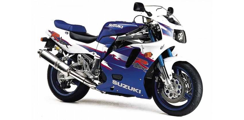 Suzuki GSX R 750 WR 0