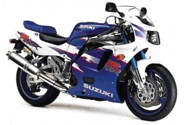 Suzuki GSX R 750 WR