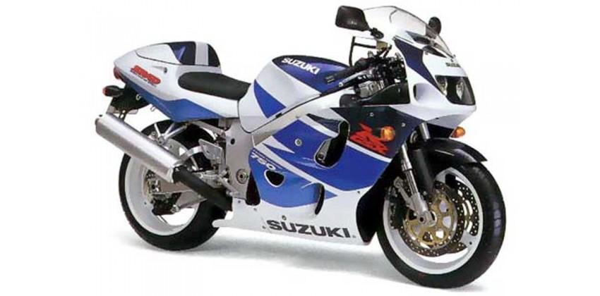 Suzuki GSX R 750 W 0