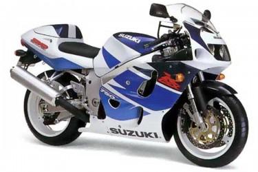Suzuki GSX R 750 W