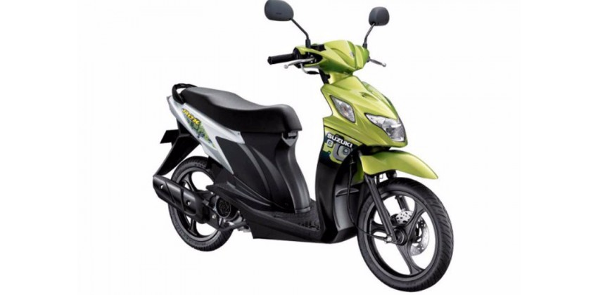 Suzuki Nex 0