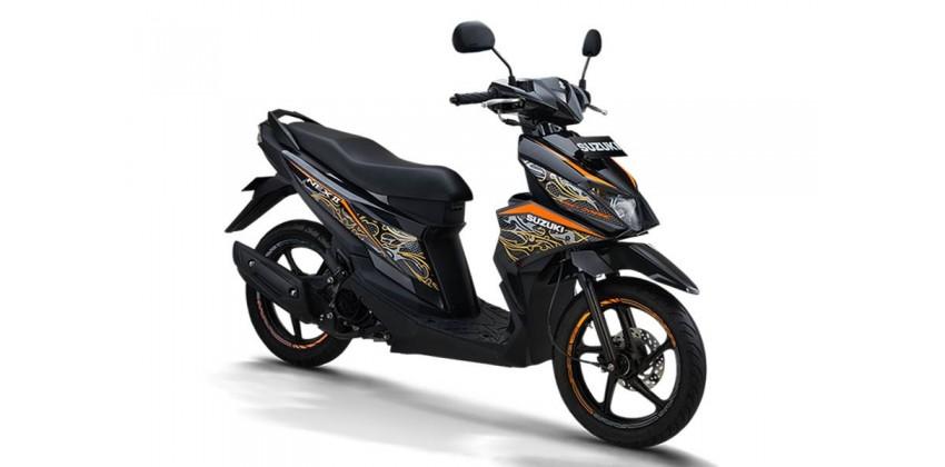 Suzuki Nex II 0