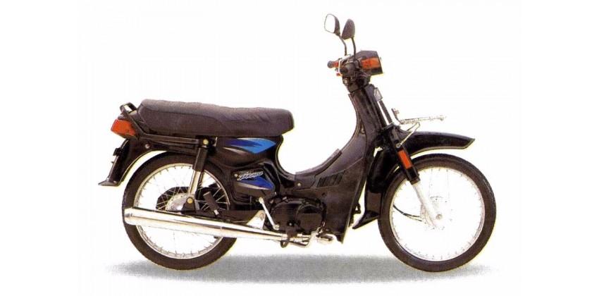 Suzuki RC 100 Bravo 0