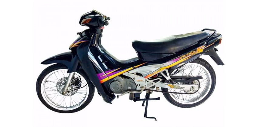 Suzuki Satria 120S 0