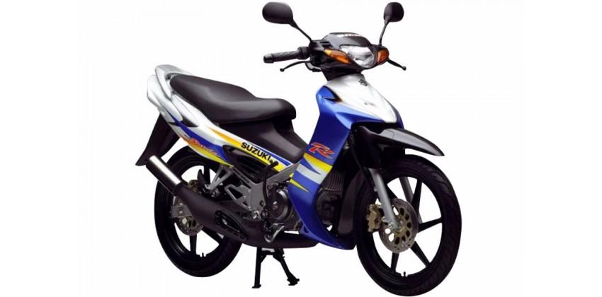 Suzuki Satria 120 LSCM 0