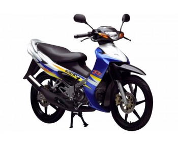 Suzuki Satria 120 LSCM