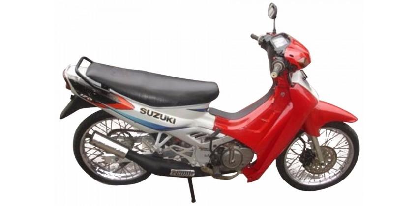 Suzuki Satria 120 RU 0