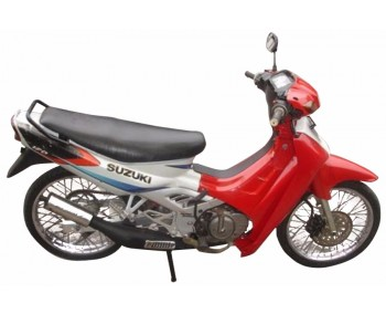 Suzuki Satria 120 RU