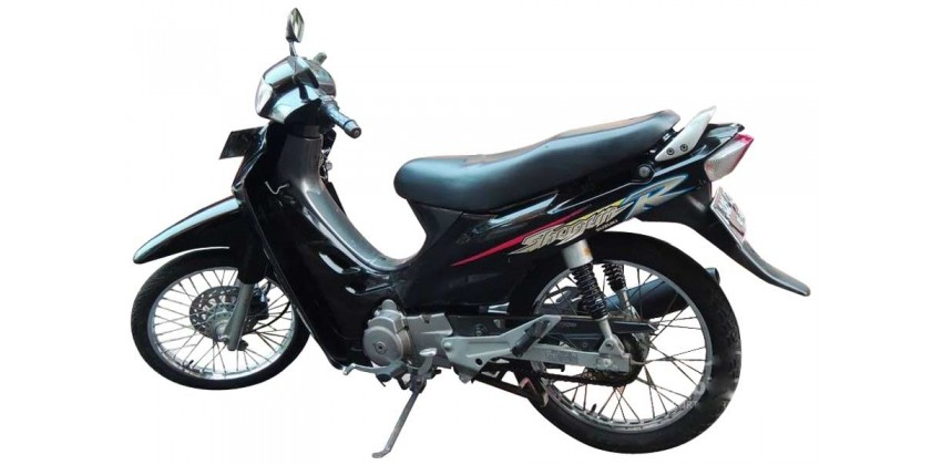 Suzuki Shogun 110 New 0