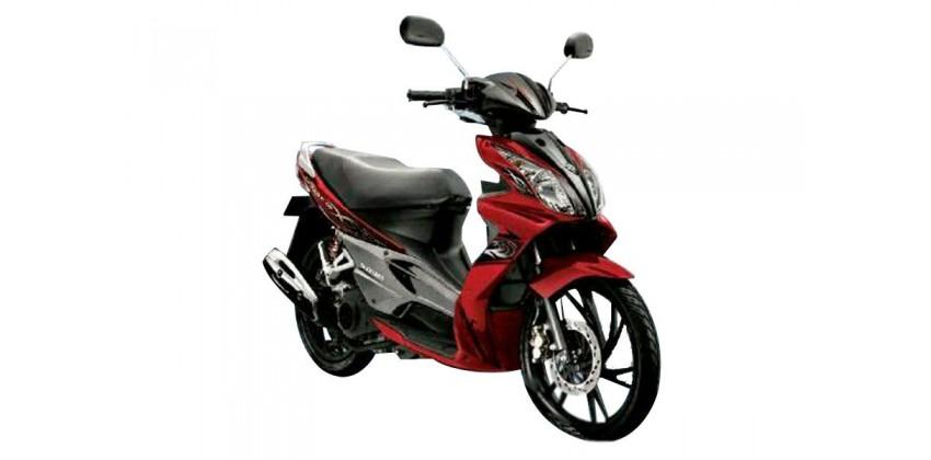 Suzuki Skywave 0