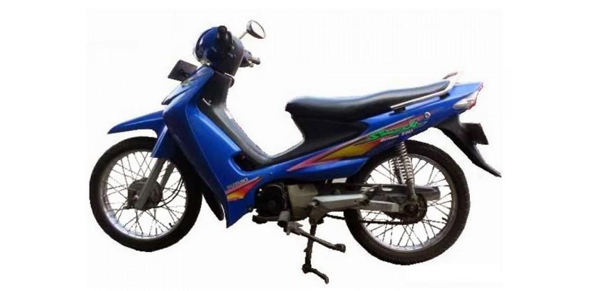 Suzuki Smash 0