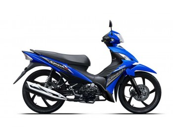 Suzuki Smash FI New