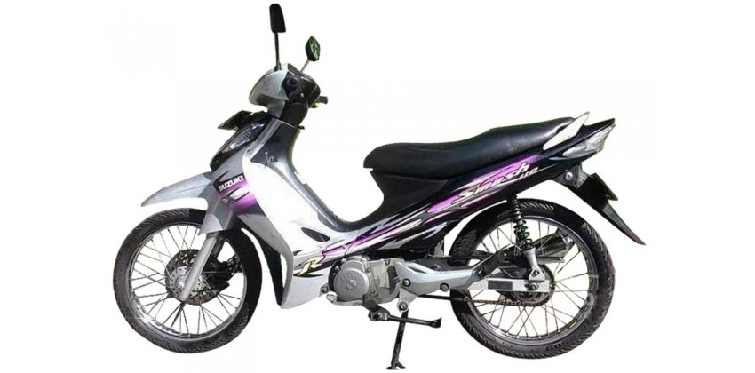 Suzuki Smash New 0