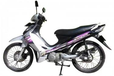 Suzuki Smash New