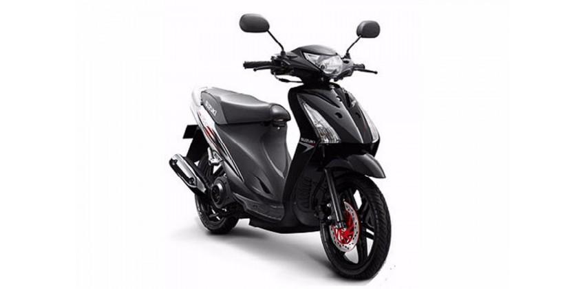 Suzuki Spin 125 0