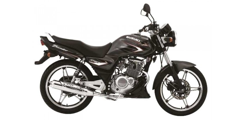 Suzuki Thunder 125 Facelift 0