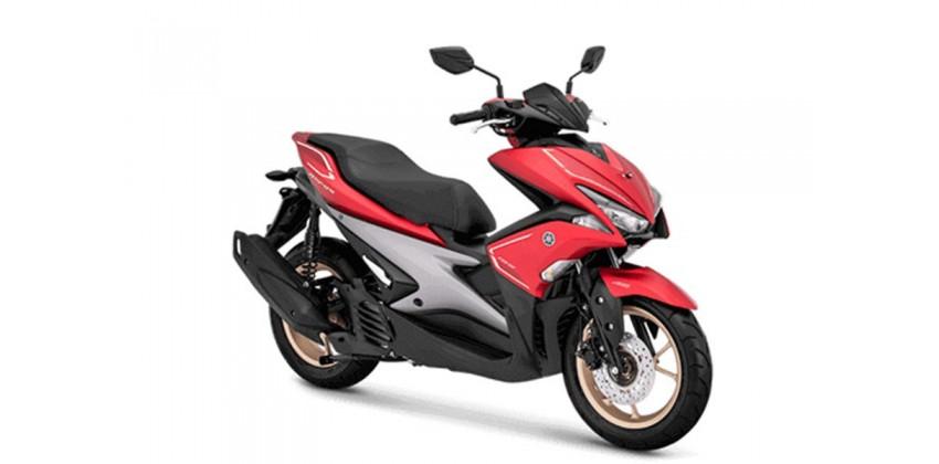 Yamaha Aerox 155 0